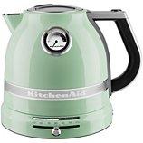Bouilloire à température réglable Kitchenaid  5KEK1522EPT Macaron Pistache