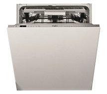 Lave vaisselle tout intégrable 60 cm Whirlpool  WIO3O33PFX 6ème SENS