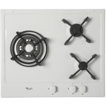 whirlpool akt653wh plaque gaz boulanger. Black Bedroom Furniture Sets. Home Design Ideas
