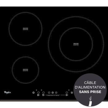 magasin en ligne a964b 8a6dd Table induction Whirlpool ACM334BF