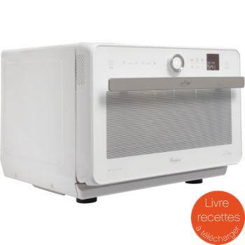 whirlpool jt479wh micro ondes boulanger. Black Bedroom Furniture Sets. Home Design Ideas