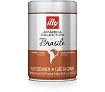 Café en grains Illy  Boite 250g Espresso grains Brésil