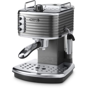 Delonghi SCULTURA ECZ 351.GY Stell Grey