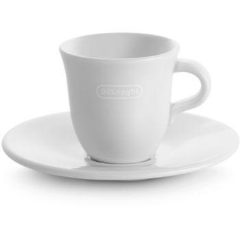 Delonghi Set de tasses en céramique pour expresso