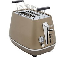 Grille-pain Delonghi  DISTINCTA CTI2103.BZ Future Bronze