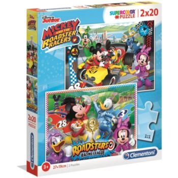 Clementoni Mickey and the Roadster Racers - 2x20 pi