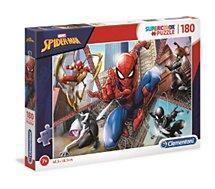 Puzzle Clementoni  Spider-Man - 180 pièces