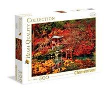 Puzzle Clementoni  Orient Dream - 500 pièces