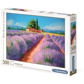 Clementoni Lavender scent - 500 pièces