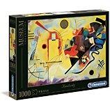 Puzzle Clementoni  Kandiskij - 1000 pièces