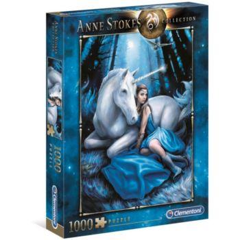Clementoni Blue Moon - Anne Stokes 1000 pièces
