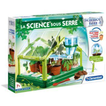 Clementoni La Science sous Serre