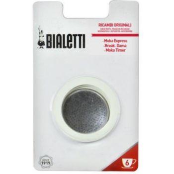 Bialetti x 3 + 1 filtre 0800004