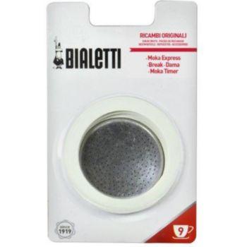 Bialetti x3 + 1 filtre 9 tasses