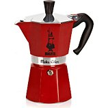 Cafetière italienne Bialetti  MOKA EXPRESS ROUGE 6 TASSES