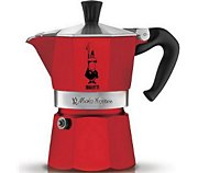 Bialetti MOKA EXPRESS EMOTION ROUGE 3 TASSES