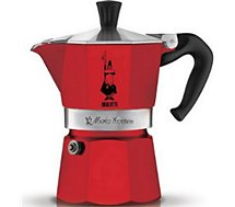 Cafetière italienne Bialetti MOKA EXPRESS EMOTION ROUGE 3 TASSES