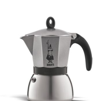Bialetti Moka induction 9 tasses anthracite