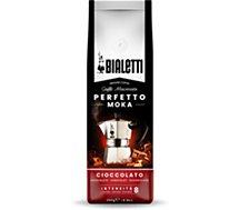 Café moulu Bialetti  perfetto moka cioccolato