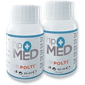 Désinfectant Polti de 2 flacons 50ml - Sani System