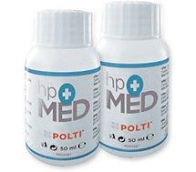 Détergent pour désinfecteur Polti  HPMed - 2 flacons de 50 ml