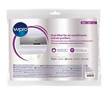 Filtre climatiseur Wpro filtre universel pour clim AFI016