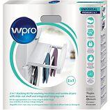Kit de superposition Wpro SKP101 universel lave-linge/sèche-linge