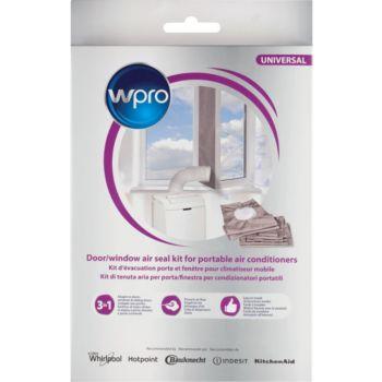wpro evacuation pour clim mobile cak002 accessoire chauffage climatisation boulanger. Black Bedroom Furniture Sets. Home Design Ideas