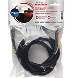 Câble Wpro  CAB360/1 32 ampères - plaque de cuisson