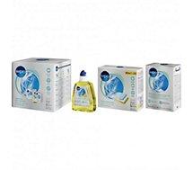 Pack entretien lave vaisselle Wpro  STARTER KIT LAVE VAISSELLE DWC314/1