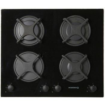 Rosieres rtv640fpn plaque gaz boulanger - Table de cuisson boulanger ...