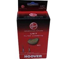 Filtre Hoover  Cassette Filtre UC67