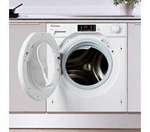 Lave linge hublot encastrable Candy  CBWM814D-S