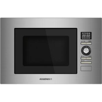 rosieres rmg28 1in micro ondes encastrable boulanger. Black Bedroom Furniture Sets. Home Design Ideas