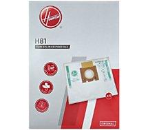 Sac aspirateur Hoover H81 Sac microfibre x4