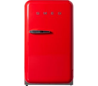 r frig rateur 1 porte smeg avec freezer boulanger. Black Bedroom Furniture Sets. Home Design Ideas