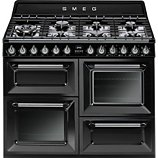 Piano de cuisson mixte Smeg  TR4110BL1