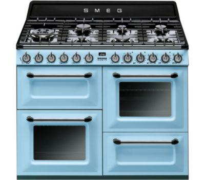 Piano de cuisson gaz Smeg TR4110AZ