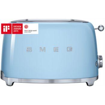 Smeg TSF01PBEU Bleu Azur
