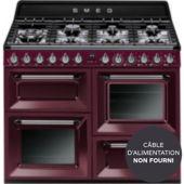 Piano de cuisson gaz Smeg TR4110RW1