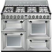 Piano de cuisson mixte Smeg TR4110X