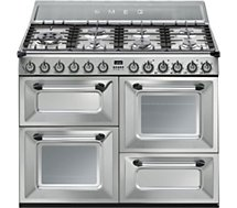 Piano de cuisson gaz Smeg TR4110X