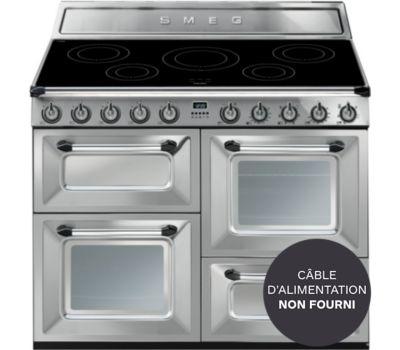 Piano de cuisson induction Smeg TR4110IX