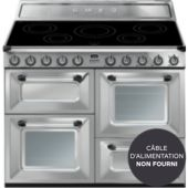 Piano de cuisson induction Smeg TR4110IX
