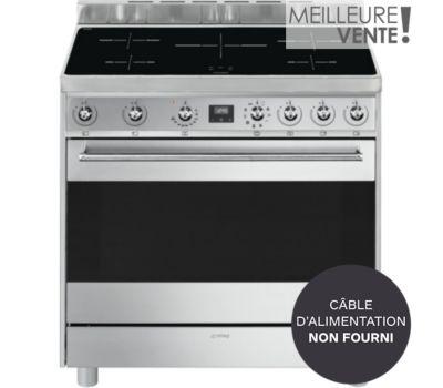 Piano de cuisson induction Smeg C9CIMX9