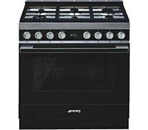 Piano de cuisson mixte Smeg  portofino CPF9GMBL