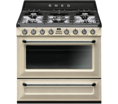 Piano de cuisson mixte Smeg TR90P9