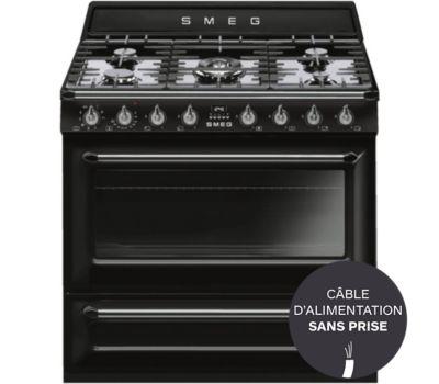 Piano de cuisson mixte Smeg TR90BL9