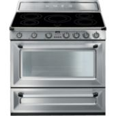 Piano de cuisson induction Smeg TR90IX9