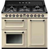 Piano de cuisson mixte Smeg TR103P